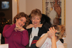 Me mom and Jen