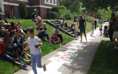 Hopscotch CD — 1.8 Miles of Fun! is This Saturday!