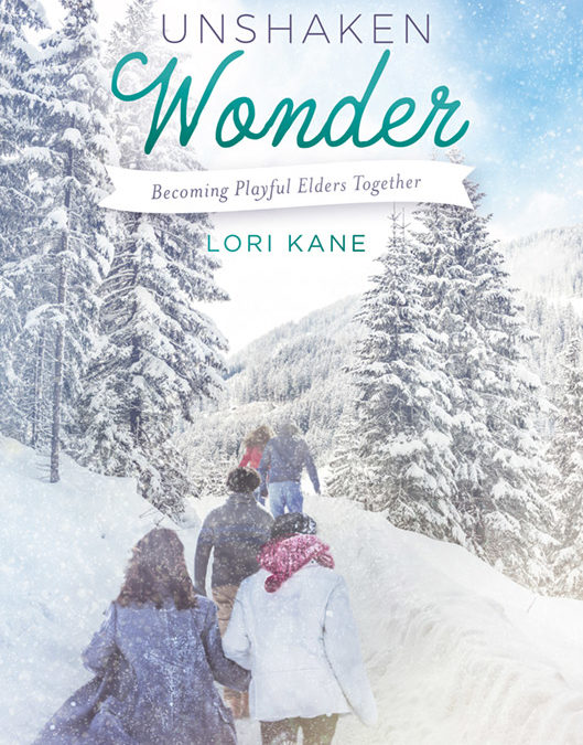 On befriending wonder and unleashing playfulness: a story, a trailer, and two new books