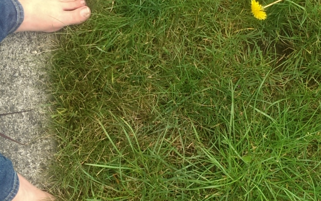 girl feet